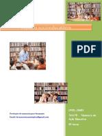 UFCD 10651 Espaços Socioeducativos Índice