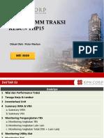 EMM TRAKSI THP15 MEI 2020