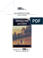 7148842 Mansfield Park Jane Austen