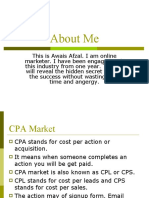CPA Market Report