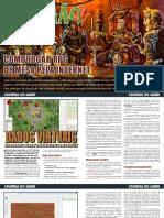 Dragão Brasil - Como jogar RPG de mesa pela internet