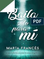 Baila solo para mi - Marta Francés