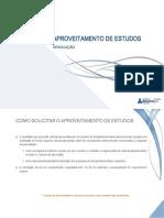 GRADUAÇÃO APROVEITAMENTO DE ESTUDOS (2)