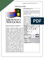 Windows 311 recuerdo de SO