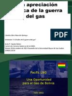 10 años guerra gas