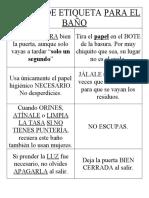 REGLAS DE ETIQUETA PARA EL BAÑO.docx