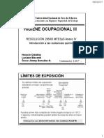 2- Higiene III - 2017-I Resolucion 295-03 Anexo IV
