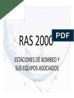 7. Parametros de Diseno Estaciones de Bombeo Ras 2000