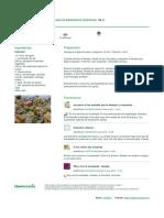 Ensalada de Margaritas Vegetales - imagen principal - Consejos - Fotos de pasos - comentario - 2010-06-24