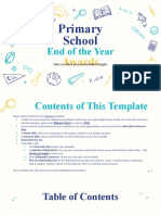 Primary School End of the Year Awards by Slidesgo.pptx