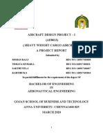 ADP REPORT