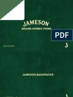 Jameson Brand Homes Presentation