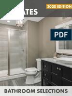 Bath Selections - FBC Remodel