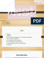 Presentation de la procrastination