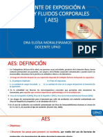 ACCIDENTE DE EXPOSICIÓN A SANGRE Y FLUIDOS CORPORALES