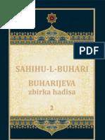 Sahihu-L-Buhari, Buharijeva Zbirka Hadisa 2-2.Dio_text
