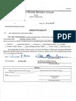 Wolfe ComplaintAffidavit