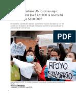 Ingreso Solidario DNP (2)