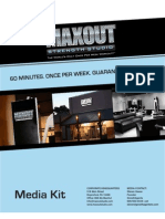 MaxOut Media Kit- 122010