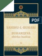 Sahihu-L-Buhari, Buharijeva Zbirka Hadisa 3-1.Dio_text