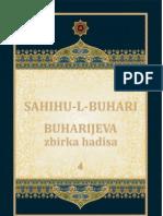 Sahihu-L-Buhari, Buharijeva Zbirka Hadisa 4-1.Dio_text