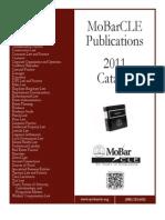 MoBarCLE 2011 Publications Catalog