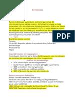 Microbiologia resumo p1