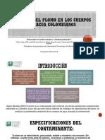 EFECTOS DEL PLOMO EN LOS CUERPOS DE AGUA - copia