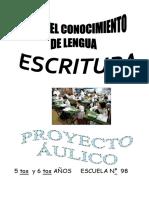 proyecto aulico