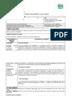 planificacion n7 mate 5° practica profesional