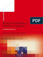 Research Methods in Applied Linguistics - A Practical Resource.pdf