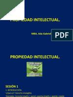 Sesión 1 - Propiedad Intelectual - Ada Gabriela Flores 21.05.20
