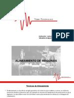 ALINEAMIENTO DE MÁQUINAS