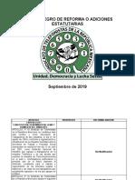 Texto Integro de REFORMA ESTATUTARIA Sep 2019.pdf