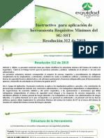 Instructivo Herramienta Resolucion 312 de 2019 (1)