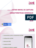 1.Dispositivo móvil de captura (DMC) Aprix- Huawei