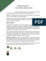 INFORME DE LA PRACTICA 1 DE MEDICONES ELECTRICAS
