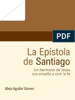 Alejo Aguilar Gómez - La Epístola de Santiago