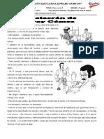 FICHA 08 Plan lector 4