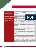 Proyecto PARA MODELAR UN SISTEMA  DE BD  PARA UN MUNDIAL DE FUTBOL