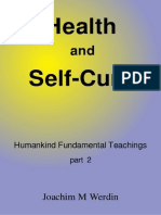 Health and Self-Cure