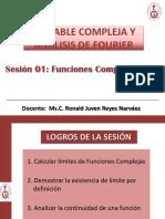 Guía 01 PPT Funciones Complejas Clases Lunes