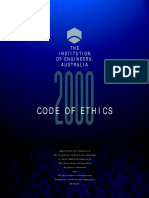 Code of Ethics (2000)