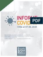 Séptimo Informe Covid 19 Chile