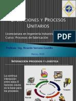 Operaciones y Procesos Unitarios - RSC