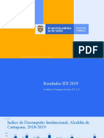 Presentación IDI Cartagena 2019