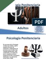 Presentación Psicología Penitenciaria