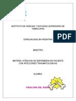 FISIOLOGIA DEL HUESO