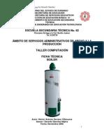 7924494 Analisis de Objeto Tecnico El Boiler