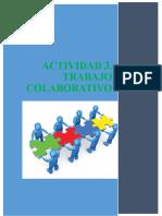 ACTIVIDAD 3. RELATO TRABAJO COLABORATIVO